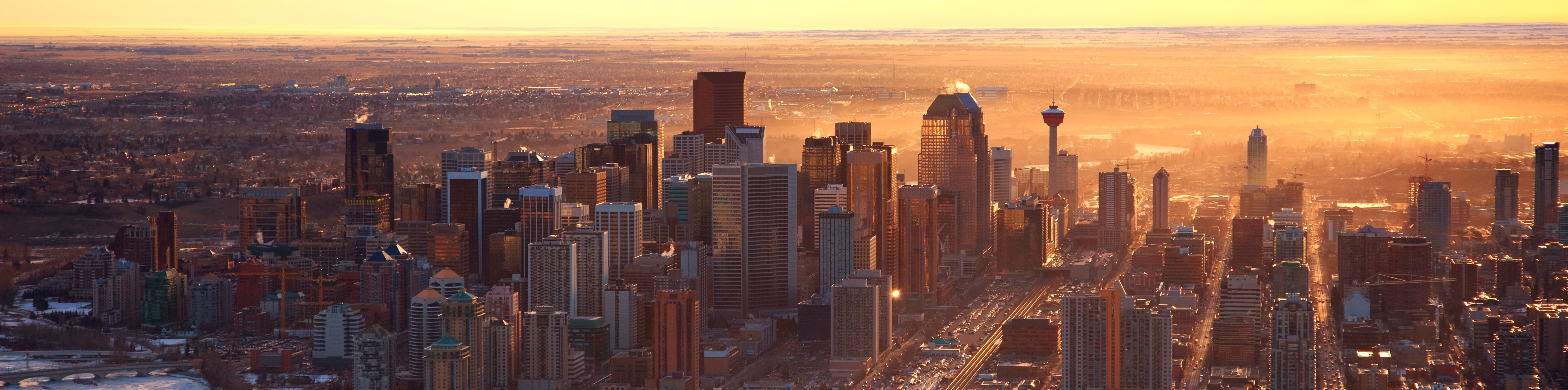 Calgary Skyline | Collaborate Real Estate