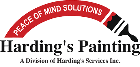 Harding's Painting Logo | Collaborate Real Estate
