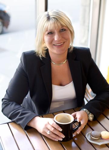 Photograph of Mortgage Matchmaker Kristi Hyson