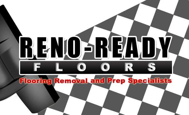Reno Ready Floors Logo
