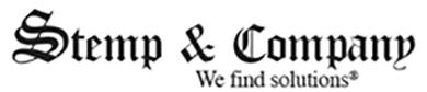 Stemp and Company Logo