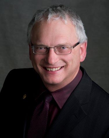 Photograph of Stan Galbraith