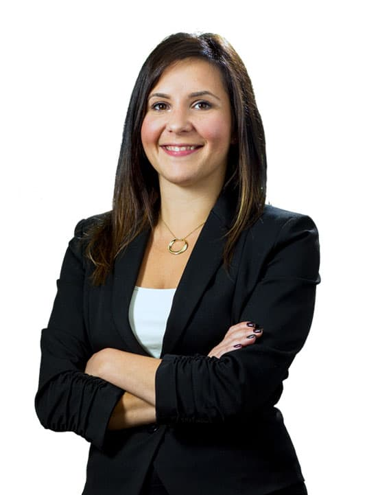 Photograph of Chartered Accountant Jennifer Steckly